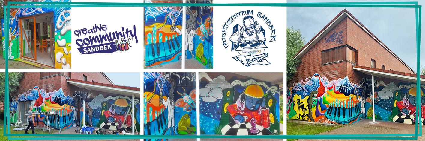 Artikelbild_Graffiti-Neugestaltung-der-FZ-Sandbek-Fassade_zuArtikel18.8.2021